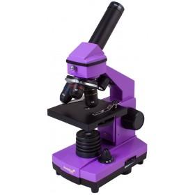 Микроскоп Levenhuk Rainbow 2L Amethyst\Аметист представитель Levenhuk в России