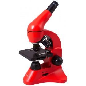 Микроскоп Levenhuk Rainbow 50L Orange\Апельсин представитель Levenhuk в России