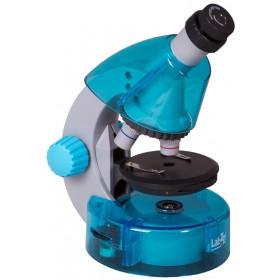 Микроскоп Levenhuk LabZZ M101 Azure\Лазурь официальный дилер Levenhuk