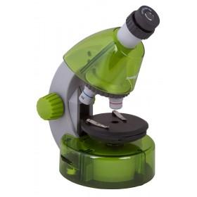 Микроскоп Levenhuk LabZZ M101 Lime\Лайм официальный дилер Levenhuk