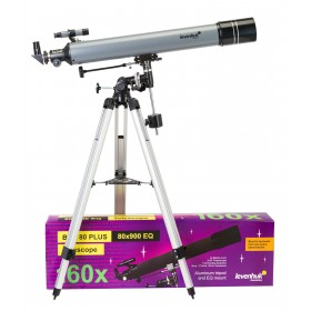 Телескоп Levenhuk Blitz 80 PLUS