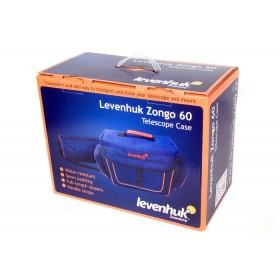 Сумка Levenhuk Zongo 60 для телескопа, синяя малая