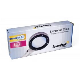 Лупа Levenhuk Zeno 50, 2,2/4,4x, 88/21 мм, 2 LED