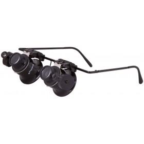 Лупа-очки Levenhuk Zeno Vizor G2 официальный дилер Levenhuk