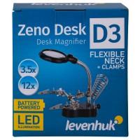 Лупа настольная Levenhuk Zeno Desk D3