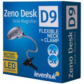 Лупа настольная Levenhuk Zeno Desk D9