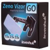 Лупа-очки Levenhuk Zeno Vizor G0 представитель Levenhuk в России