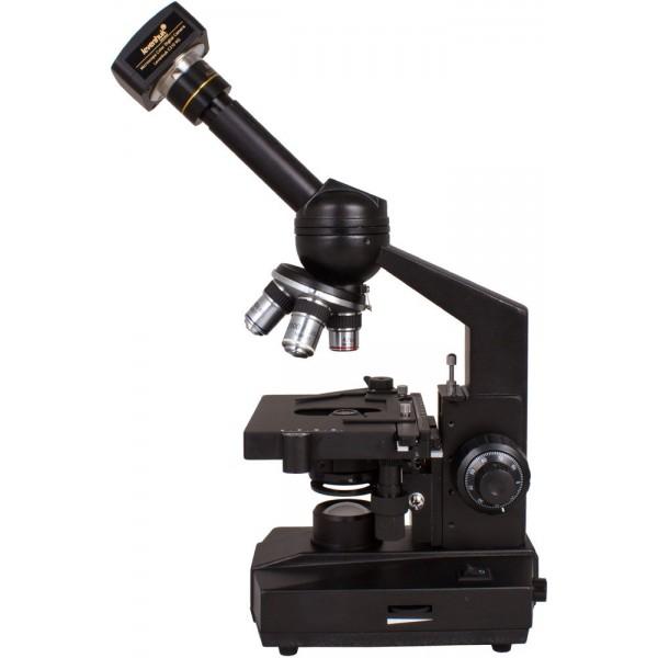 Микроскоп цифровой Levenhuk D320L, 3,1 Мпикс, монокулярный представитель Levenhuk в России