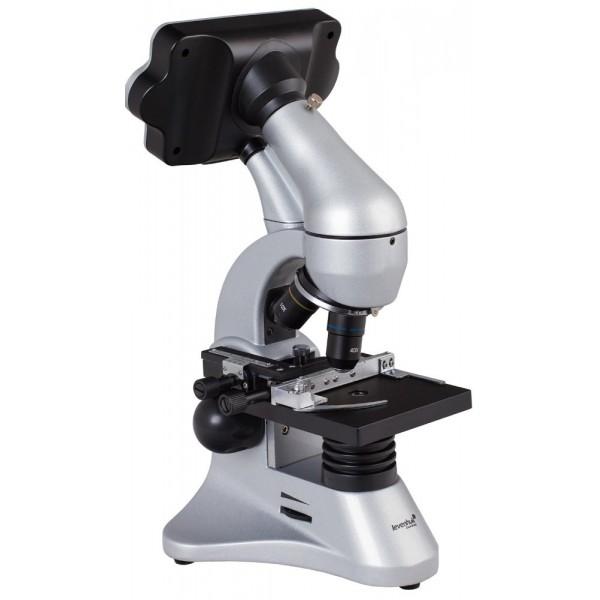 Микроскоп цифровой Levenhuk D70L, монокулярный официальный дилер Levenhuk