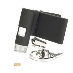 Микроскоп цифровой Levenhuk DTX 500 Mobi официальный дилер Levenhuk