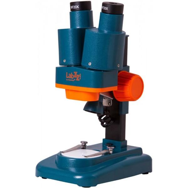 Микроскоп Levenhuk LabZZ M4 стерео представитель Levenhuk в России