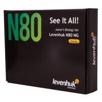 Набор микропрепаратов Levenhuk N80 NG Увидеть все!
