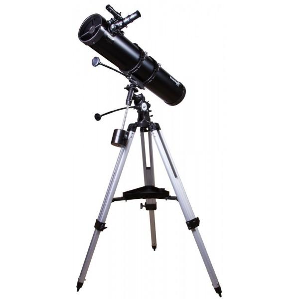 Телескоп Levenhuk Skyline 130х900 EQ представитель Levenhuk в России