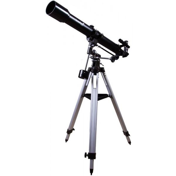 Телескоп Levenhuk Skyline 70х900 EQ представитель Levenhuk в России