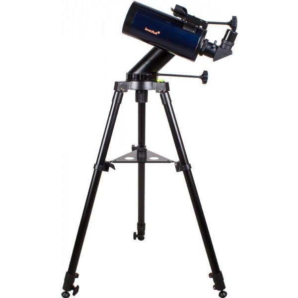 Телескоп Levenhuk Skyline 90 PLUS представитель Levenhuk в России