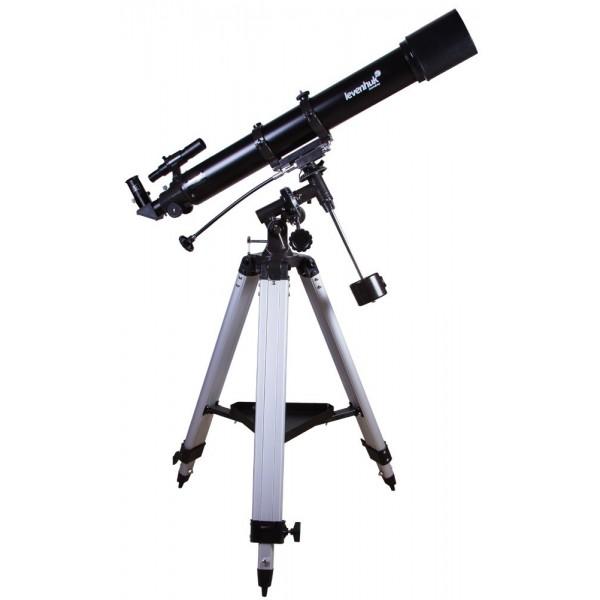 Телескоп Levenhuk Skyline 90х900 EQ представитель Levenhuk в России