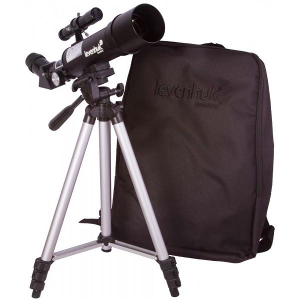 Телескоп Levenhuk Skyline Travel 50 представитель Levenhuk в России