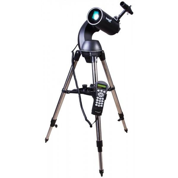 Телескоп с автонаведением Levenhuk SkyMatic 127 GT MAK представитель Levenhuk в России