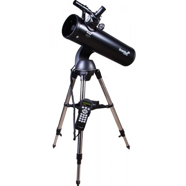 Телескоп с автонаведением Levenhuk SkyMatic 135 GTA представитель Levenhuk в России