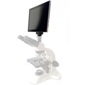 Цифровая камера Levenhuk dAF2 12 Мпикс с ЖК-экраном для микроскопов официальный дилер Levenhuk