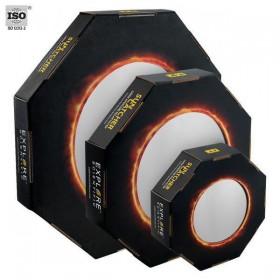 Солнечный фильтр Explore Scientific для телескопов 60–80 мм официальный дилер Levenhuk