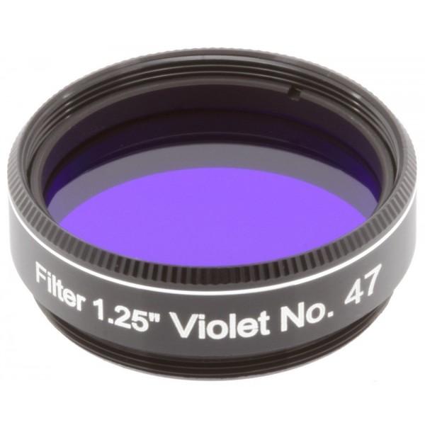 Светофильтр Explore Scientific фиолетовый №47, 1,25 представитель Levenhuk в России