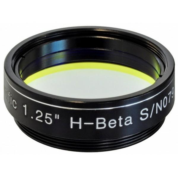 Светофильтр Explore Scientific H-Beta, 1,25 представитель Levenhuk в России