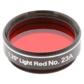 Светофильтр Explore Scientific светло-красный №23A, 1,25 официальный дилер Levenhuk