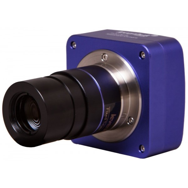 Камера цифровая Levenhuk T130 PLUS представитель Levenhuk в России