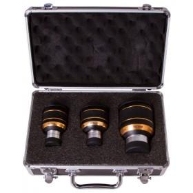Набор окуляров Sky-Watcher UWA 82° (7 мм, 15 мм, 23 мм) официальный дилер Levenhuk