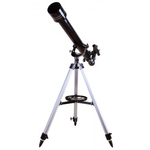 Телескоп Levenhuk Skyline BASE 60T представитель Levenhuk в России