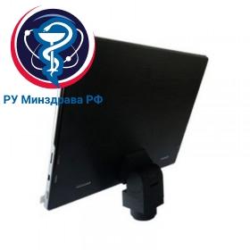 Микроскоп цифровой Levenhuk MED D40T LCD, тринокулярный
