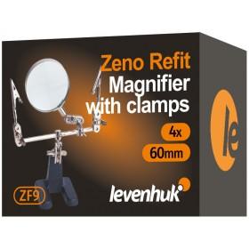 Лупа штативная Levenhuk Zeno Refit ZF9