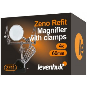 Лупа штативная Levenhuk Zeno Refit ZF11