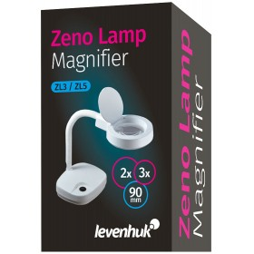 Лупа-лампа Levenhuk Zeno Lamp ZL5 LED