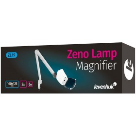 Лупа-лампа Levenhuk Zeno Lamp ZL19 LED