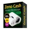 Микроскоп карманный для проверки денег Levenhuk Zeno Cash ZC2 официальный дилер Levenhuk