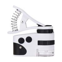 Микроскоп карманный для проверки денег Levenhuk Zeno Cash ZC7