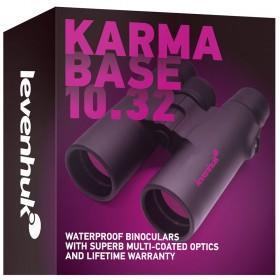 Бинокль Levenhuk Karma BASE 10x32