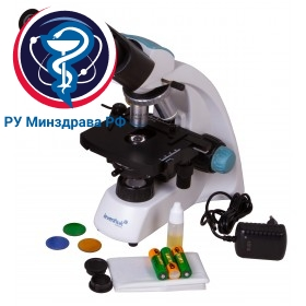 Микроскоп Levenhuk 400B, бинокулярный
