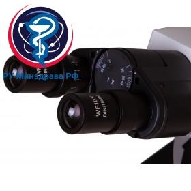 Микроскоп темнопольный Levenhuk 950T DARK, тринокулярный