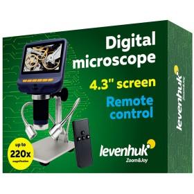 Микроскоп с дистанционным управлением Levenhuk DTX RC1