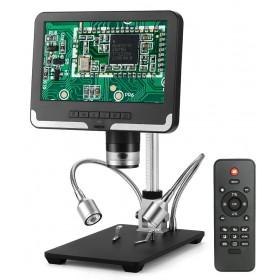 Микроскоп с дистанционным управлением Levenhuk DTX RC2 официальный дилер Levenhuk