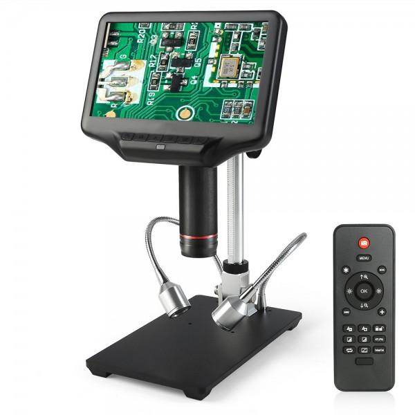 Микроскоп с дистанционным управлением Levenhuk DTX RC4 официальный дилер Levenhuk