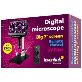 Микроскоп с дистанционным управлением Levenhuk DTX RC4
