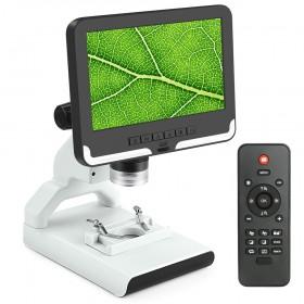 Микроскоп цифровой Levenhuk Rainbow DM700 LCD представитель Levenhuk в России