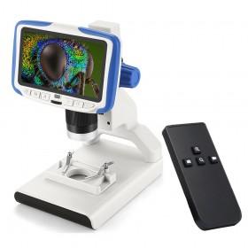Микроскоп цифровой Levenhuk Rainbow DM500 LCD представитель Levenhuk в России
