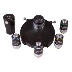 Фазово-контрастное устройство Levenhuk MED 40 (темное поле) представитель Levenhuk в России