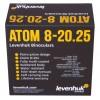 Бинокль Levenhuk Atom 8–20x25 представитель Levenhuk в России