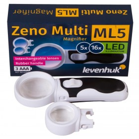 Мультилупа Levenhuk Zeno Multi ML5